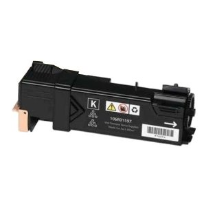 Kompatibel Xerox Phaser C6500BK 106R01597 Lasertoner, Svart, , 3000 sidor