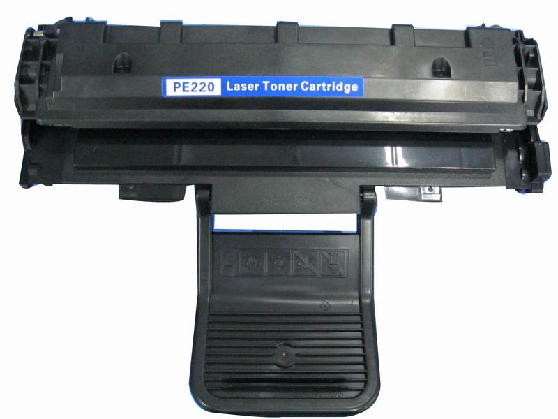 Image of   Xerox Work Center PE220 Lasertoner, sort, kompatibel