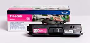 Image of   Brother TN900 M Magenta Lasertoner, Original