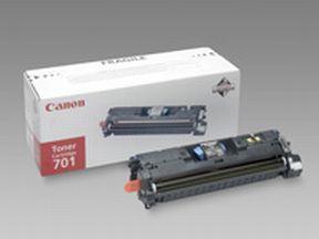 Image of   Canon 701 BK 9287A003 sort toner, original