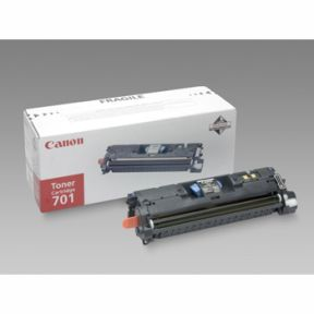 Image of   Canon 701 LY 9288A003 gul toner, original low capacity