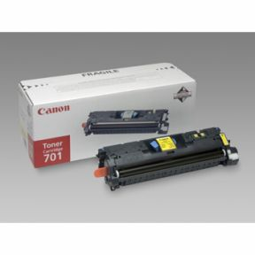 Image of   Canon 701 LC 9290A003 cyan toner, original low capacity