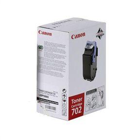 Image of   Canon 702 BK 9645A004 sort toner, original