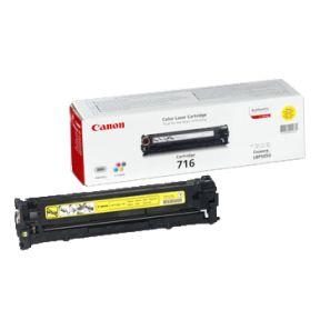 Image of   Canon 716 Y 1977B002 gul toner, original