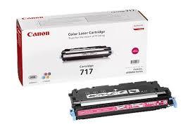 Image of   Canon 717 M 2576B002 magenta toner, original