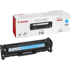 Image of   Canon 718 C 2661B002 cyan toner, original