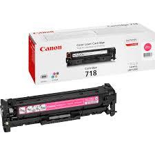 Image of   Canon 718 M 2660B002 magenta toner, original