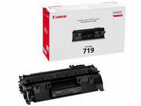 Image of   Canon 719 BK 3479B002 sort toner, original