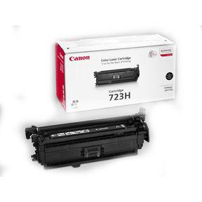 Canon CRG 723H BK 2645B002 sort toner, original