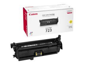 Canon CRG 723 Y 2641B002 gul, toner, original