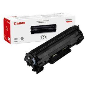 Image of   Canon CRG 725 BK 3484B002 sort toner, original