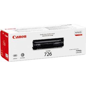 Canon CRG 726 BK 3483B002 sort toner, original