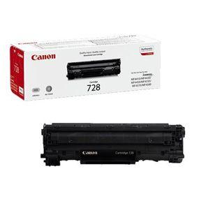 Image of   Canon CRG 728 BK 3500B002 sort toner, original