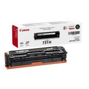 Image of   Canon 731H BK 6273B002 sort toner, original, high capacity
