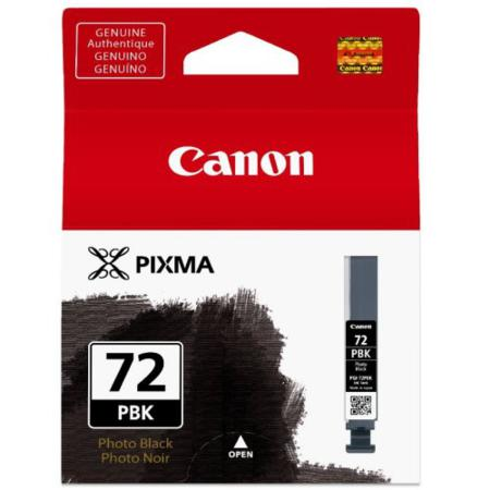 Canon PGI-72 PBK (6403B001) 14 ml Foto Sort, Original blækpatron