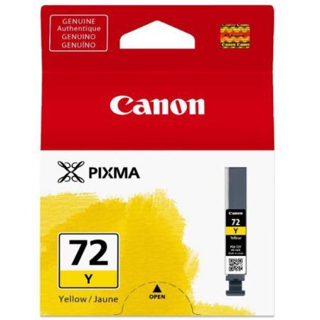 Canon PGI-72 Y (6406B001) 14 ml Gul, Original blækpatron