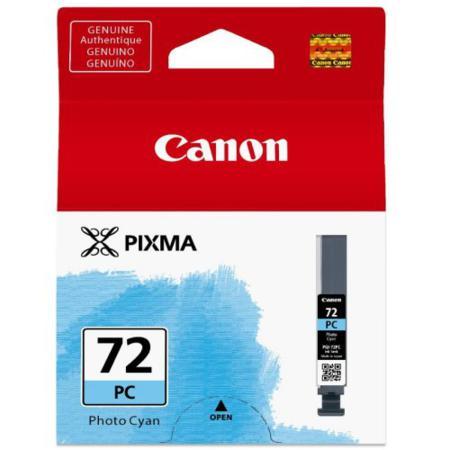 Canon PGI-72 PC (6407B001) 14 ml Foto cyan, Original blækpatron