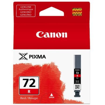 Canon PGI-72 R (6410B001) 14 ml Rød, Original blækpatron