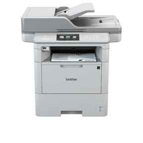 Image of   Brother DCP L6600DW Mono Printer Duplex Network