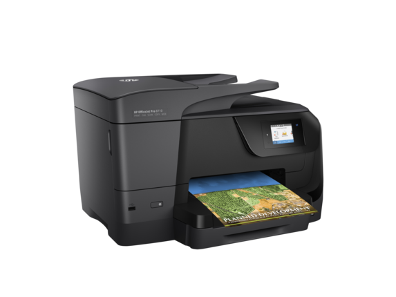 Image of   HP OFFICEJET PRO 8710 E-AIO
