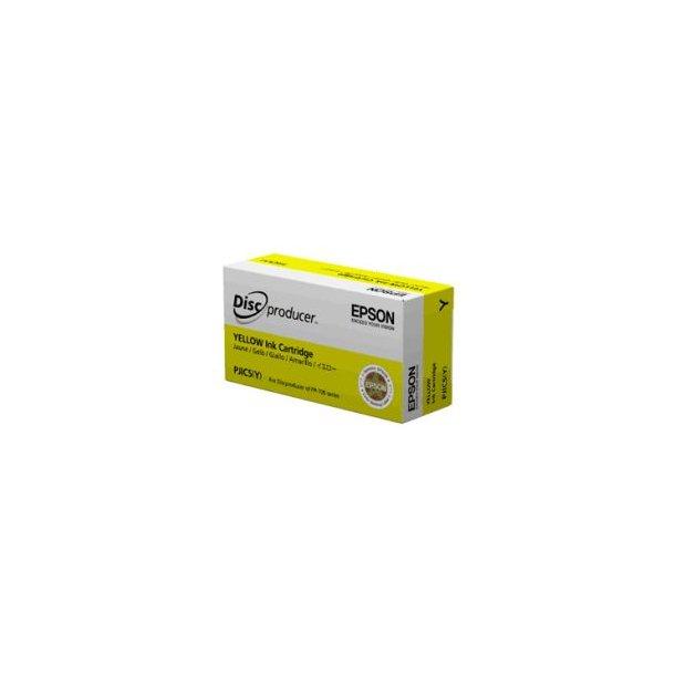 Epson S020451 Y blækpatron Gul 26 ml