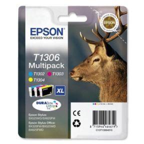 Epson T1306 XL CMY 3 stk