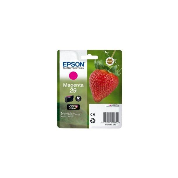 Epson 29 T2983 M – C13T29834012 – Magenta 3,2 ml