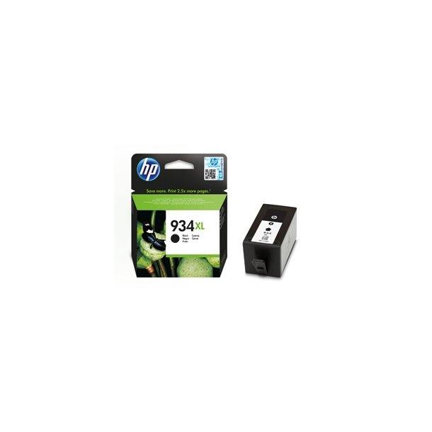 HP 934 XL BK – C2P23AE – Sort 20 ml