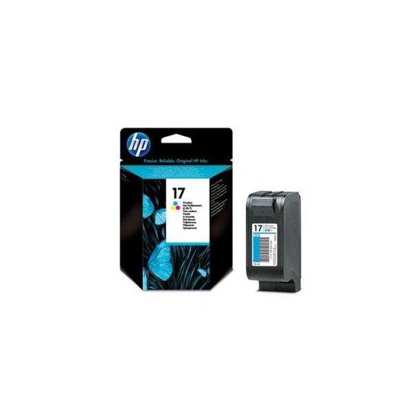 HP 17 C – C6625AE – Farvet 15 ml