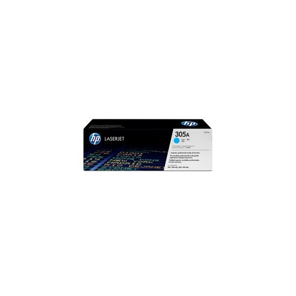 HP CE411A C Cyan Lasertoner,