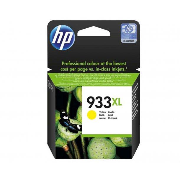 HP 933 XL Y – CN056AE – Gul 16,5 ml
