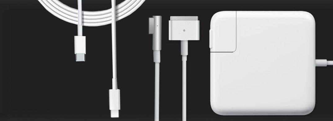 Kompatible opladere til Macbook