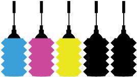 Epson Refill Farve