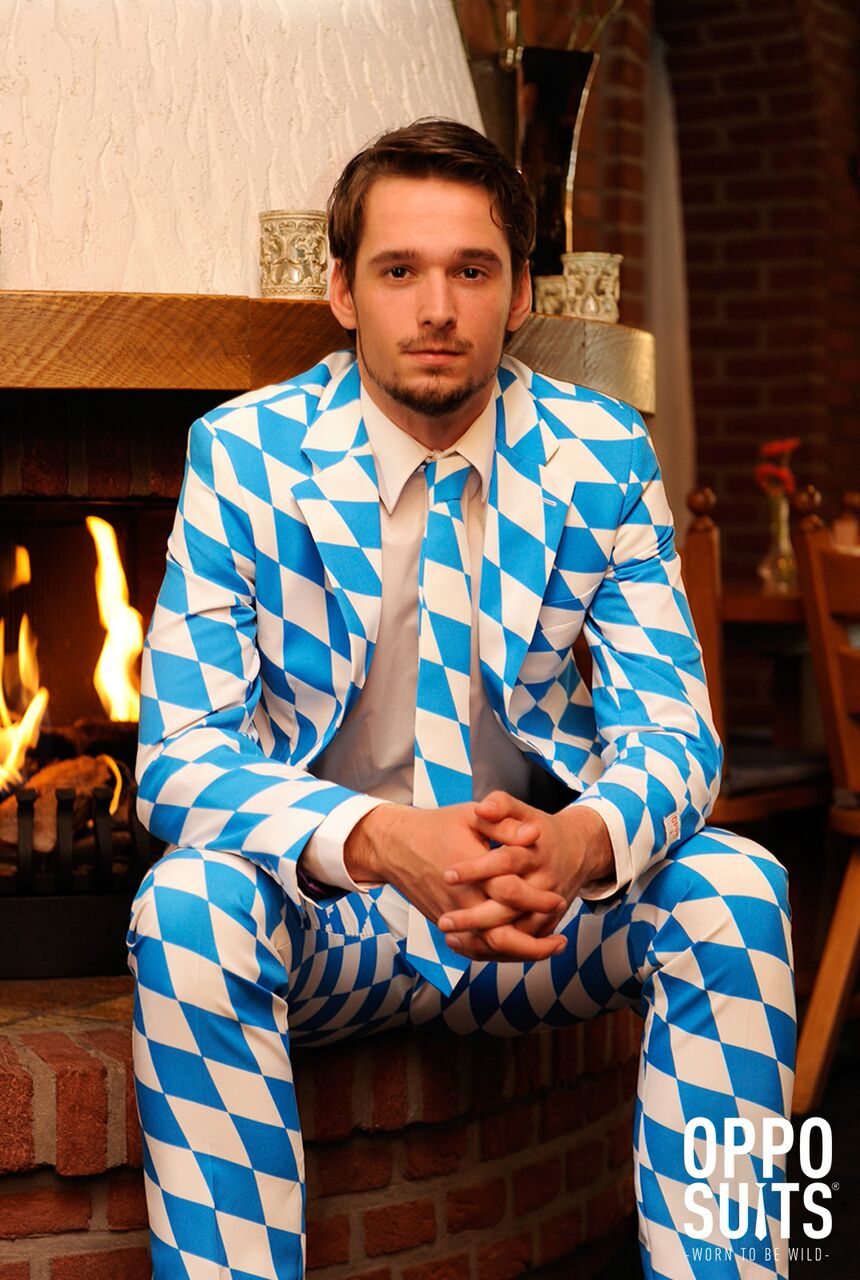 Image of   Opposuit - The Bavarian EU58