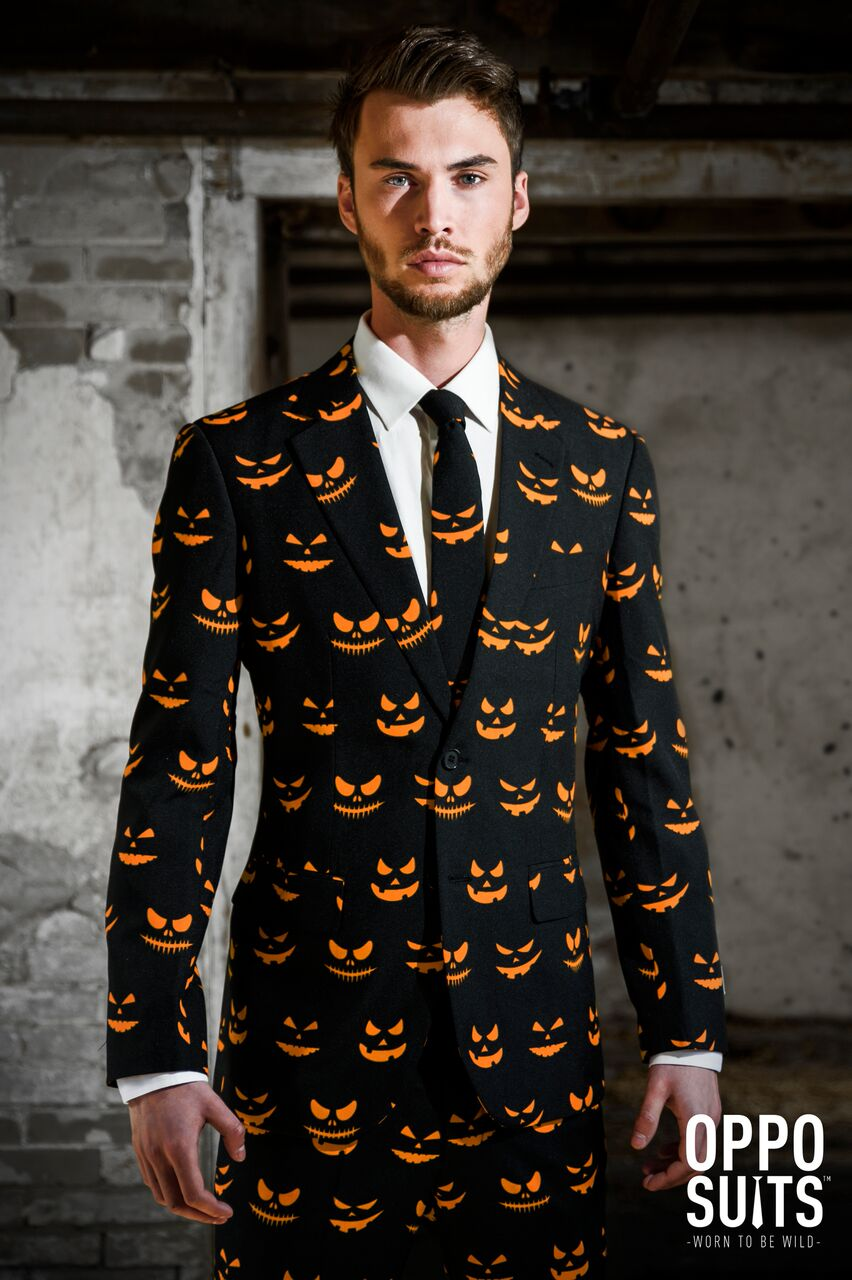 Image of   Opposuit - Black-O Jack-O EU58