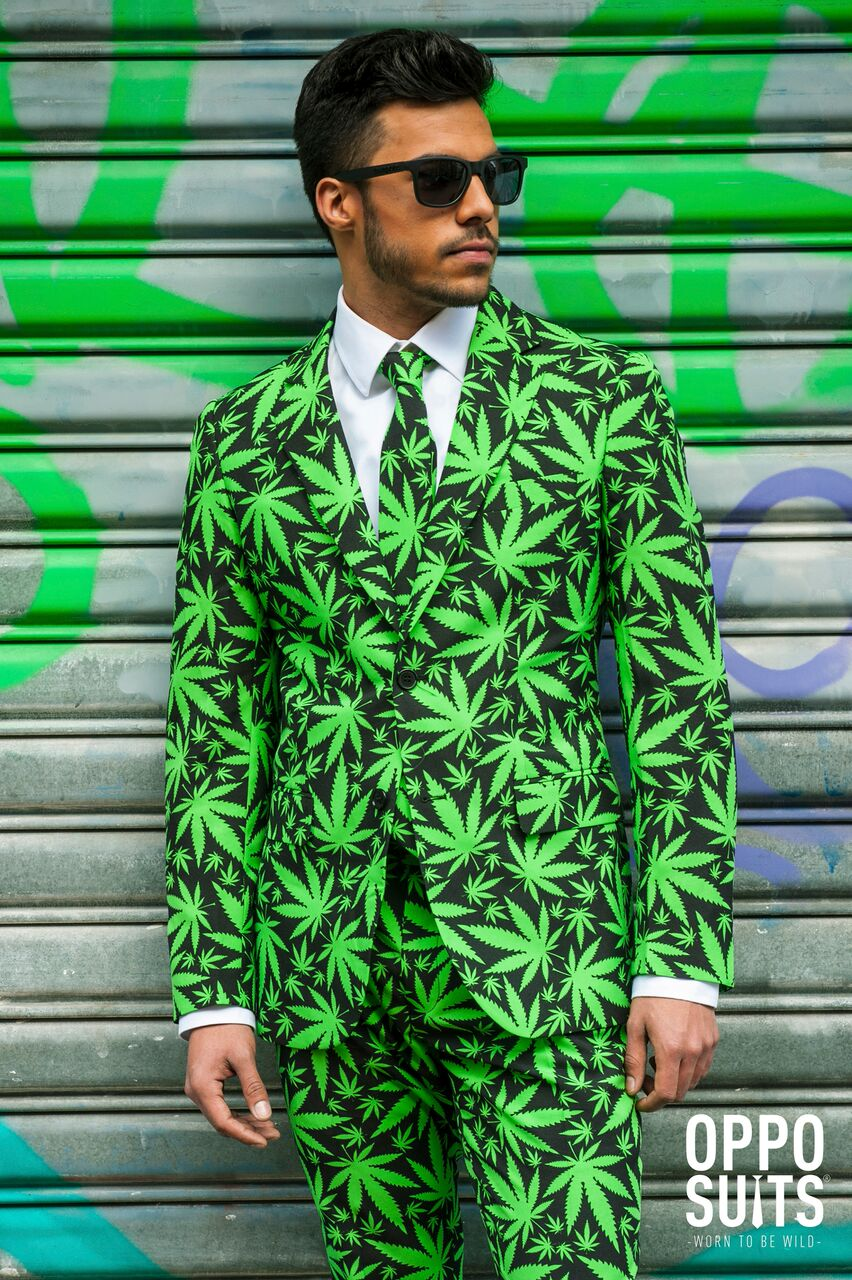 Image of   Opposuit - Cannaboss EU48