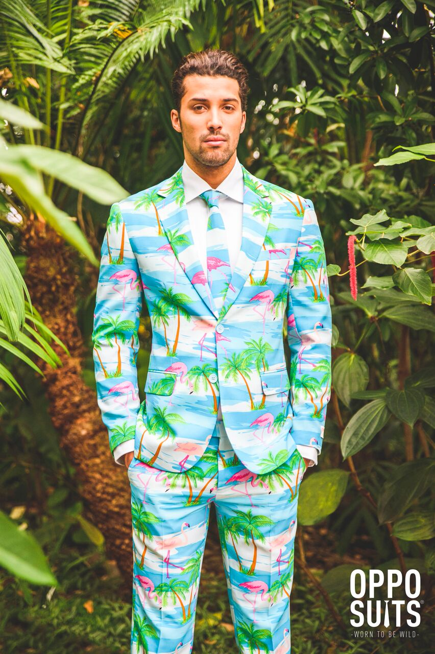 Image of   Opposuit - Flaminguy EU46