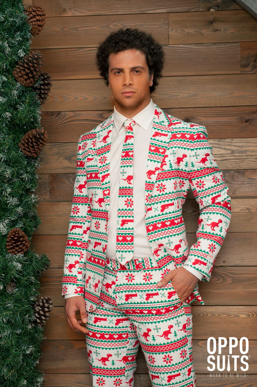 Image of   Opposuit - Gangstaclaus EU46
