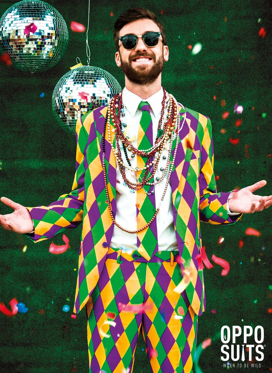 Image of   Opposuit - Harleking EU58