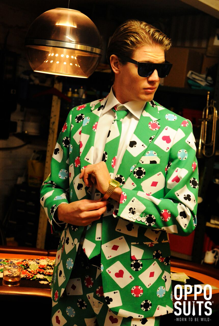 Image of   Opposuit - Poker Face EU48
