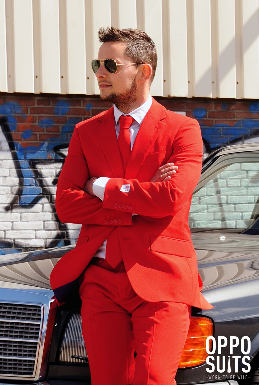 Image of   Opposuit - Red Devil EU46