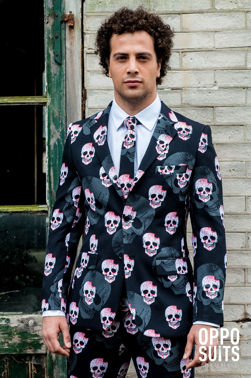 Image of   Opposuit - Skulleton EU46