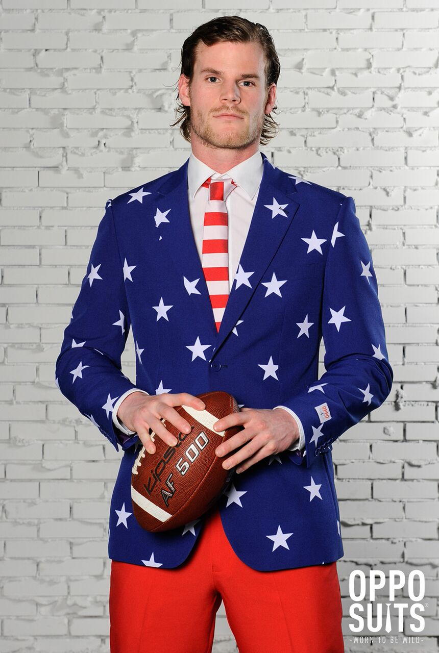 Image of   Opposuit - Stars and Stripes EU46