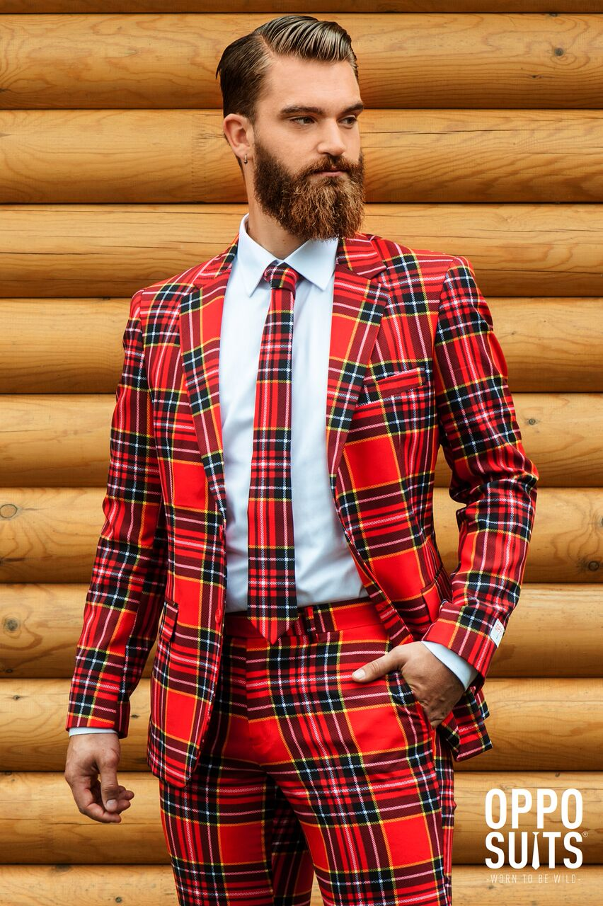 Image of   Opposuit - The Lumberjack EU54