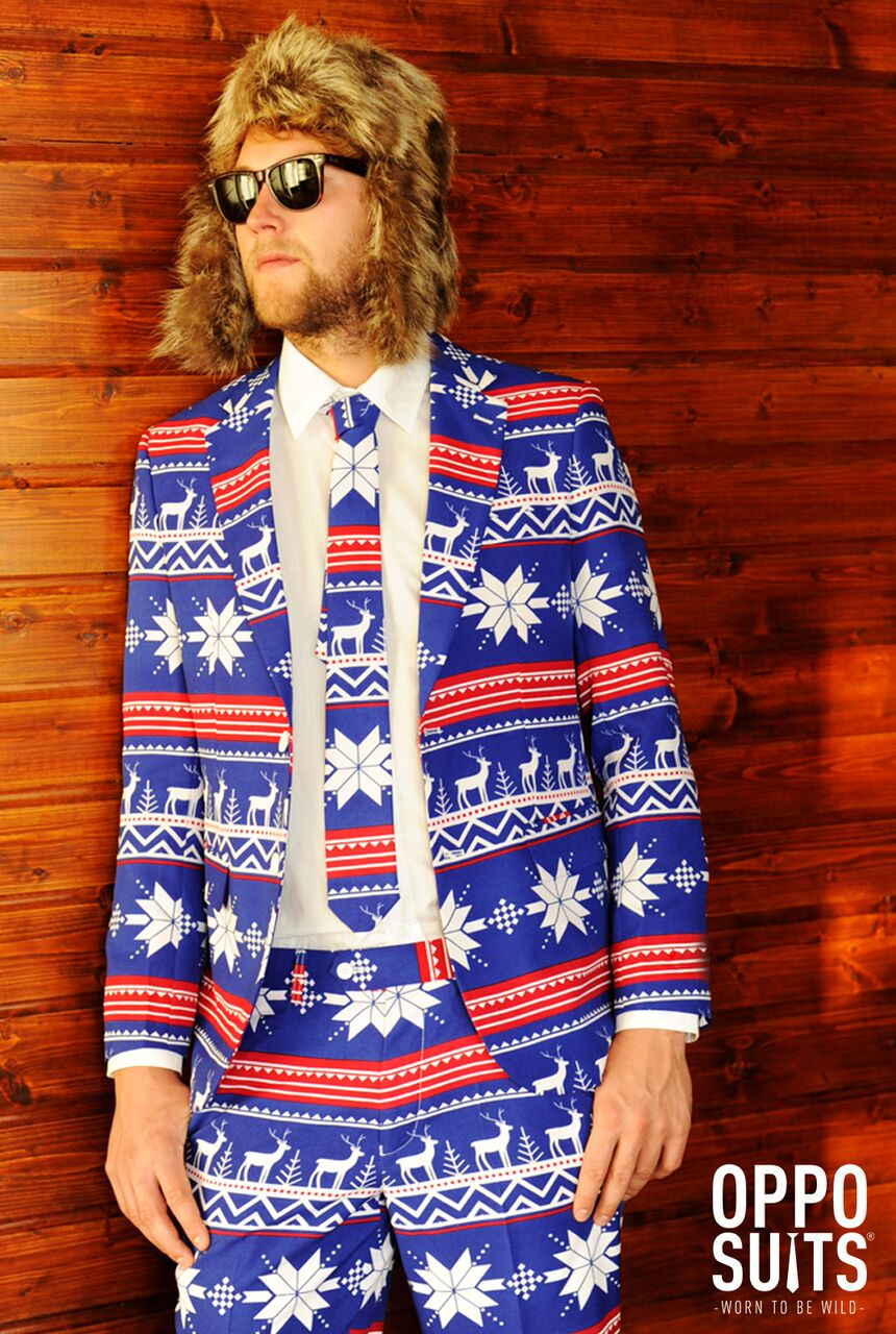 Image of   Opposuit - The Rudolph EU58