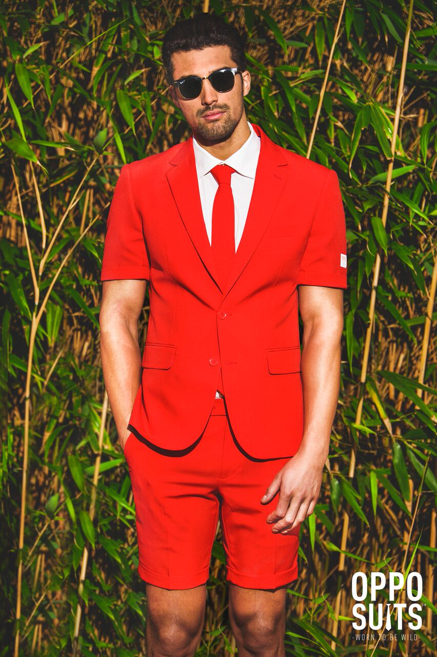 Image of   Opposuit - Summer Red Devil EU50