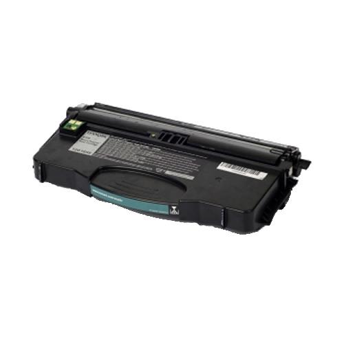 Lexmark 12016SE Lasertoner sort, kompatibel (2000 sider)