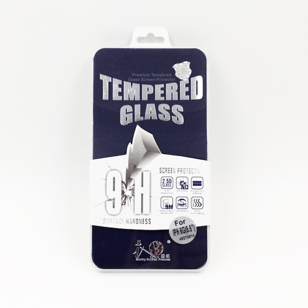 Tempered Glasbeskyttelse til iPhone 6 Plus