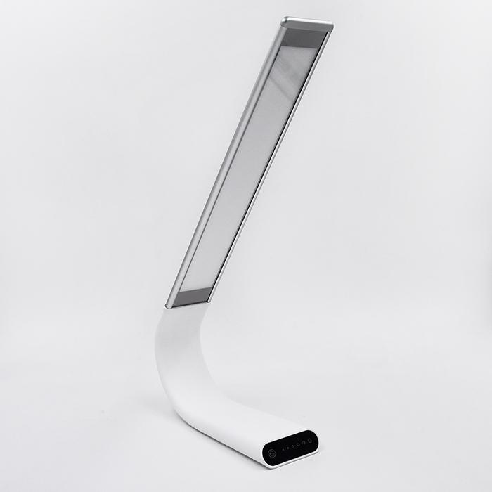Image of   USB Eye Protection lampe. Hvid/grå
