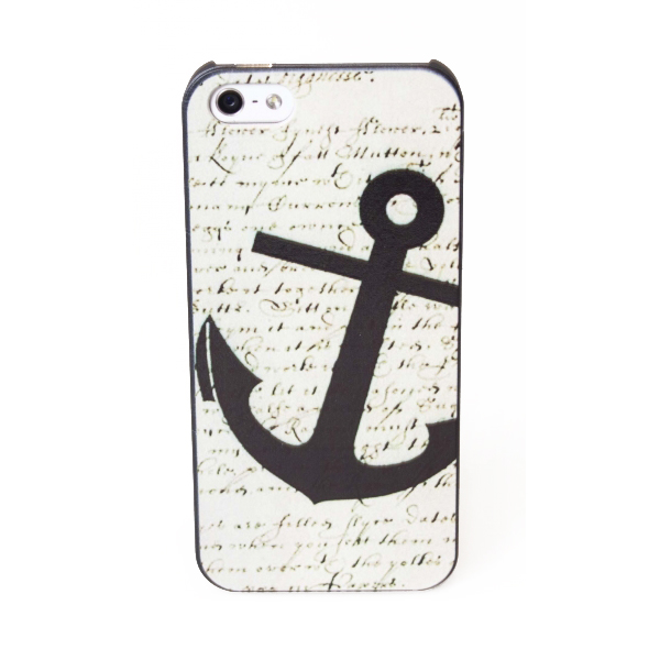Image of   Cover i maritimt tema iPhone 4/4s